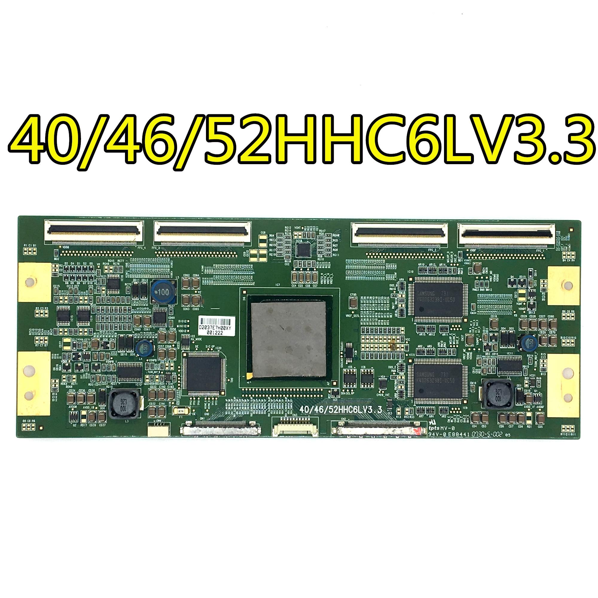 Оригинальный 100% тест для samgsung 40/46/52HHC6LV3.3 404652hc6lv3.3 логическая плата