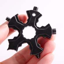 1 шт Многофункциональный Пятиугольный гаечный ключ со снежинкой