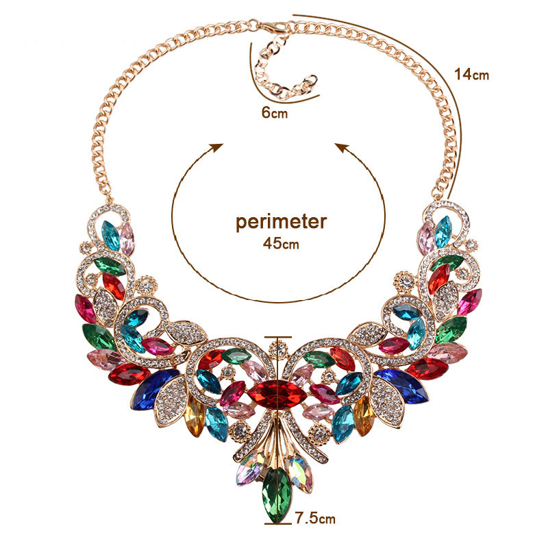 H7e770a2494d04ce38934ccc57998eb7bM - Miwens Collar Za Necklaces Pendants Vintage Crystal Maxi Choker Statement Silver Color Collier Necklace Boho Women Jewelry