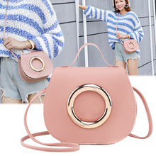 1 Pcs Women Lady Shoulder Crossbody Bag PU Leather Fashion Durable For Dating Money H66