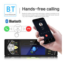 "4"" 4022D Car Radios Stereo Remote Control Digital Bluetooth Audio Music Stereo With Rear View Camera Remote Control(China)"