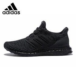 Кроссовки для бега с попкорном, спортивная обувь для мужчин, черный цвет, BB6171, 40-44, европейские размеры M, 4,0 UB 4,0