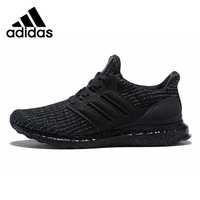 Adidas Ultra Boost 4.0 UB 4.0 Popcorn Running Shoes Sneakers Sports for Men Black BB6171 40 44 EUR Size M