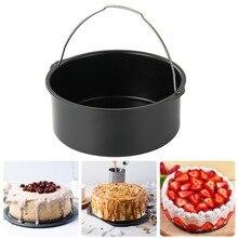 6/7/8 Inch Baking Cake Mold Tin Round Cake Pan Baking Pan Tin Tray Round Baking Cake Pan Baking Trays For Kitchen Cake Tool british baking