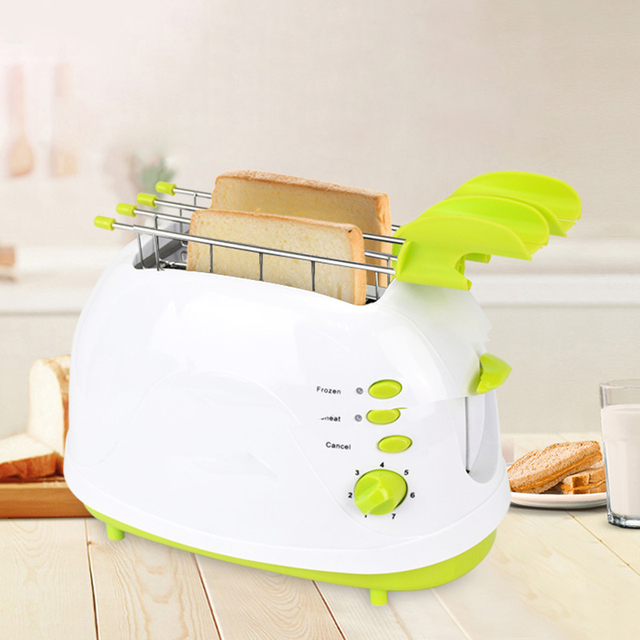 600W Oven Oven Appliance  Thawing Toaster Breadmaker Home Breakfast Toaster Eu Plug 6