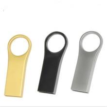 Pendrive 8gb 16gb 32gb 128gb usb 3.0 pen pen drive disco de metal cle usb 3.0 (mais de 10 pces logotipo livre)