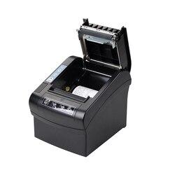 80mm termiczna drukarka paragonów do zamawiania restauracji drukarka POS