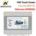 MT8050iE HMI Сенсорный экран 4 3 дюймов 480*272 WEINVIEW/WEINTEK TFT lcd USB Ethernet Новый интерфейс для человека