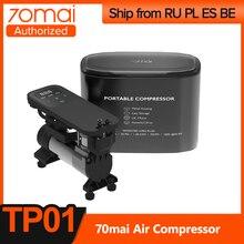 70mai-pompe à Air numérique pour pneus, compresseur pour voiture, moto, gonfleur de pneus, 12V DC