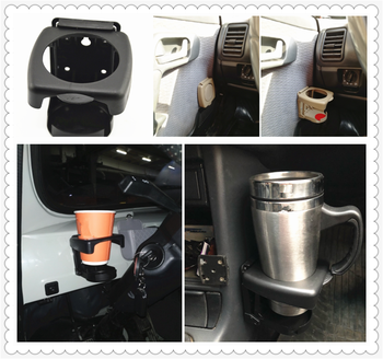 folding car cup holder auto supplies modeling Beverage rack for BMW F25 X5 E53 E70 X Series E84 X1 X3 E83 image