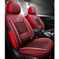 leather car seat cover For skoda kodiaq accessories 2019 superb 3 yeti octavia rs tour 1 fabia 3 karoq rapid accessories