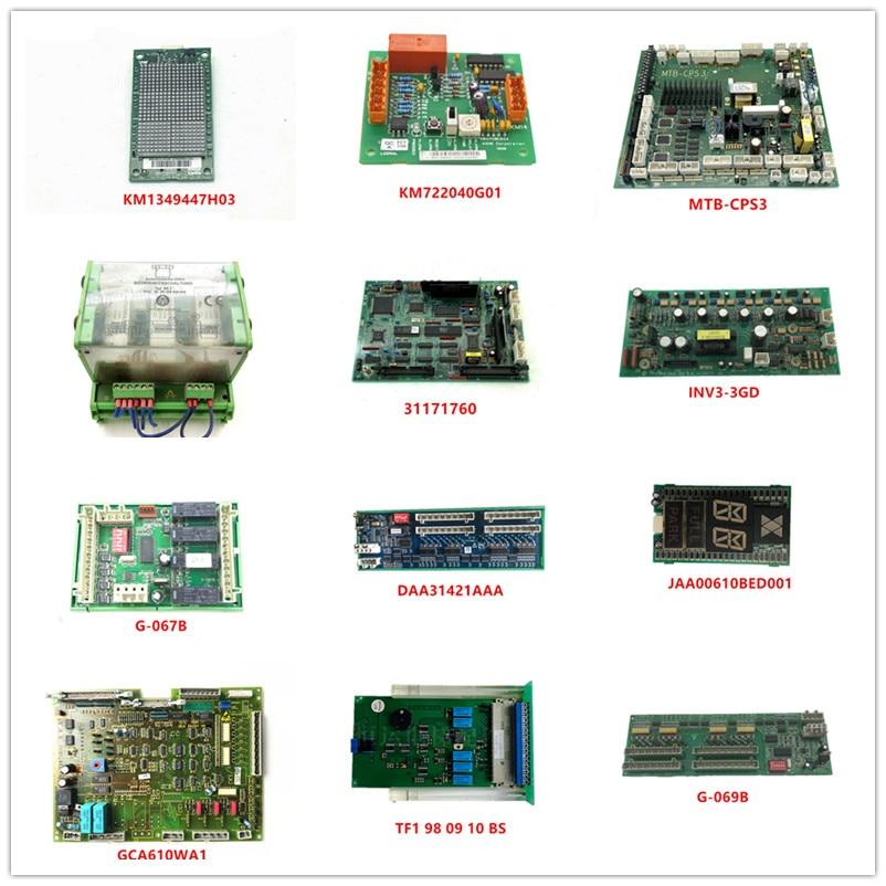 KM1349447H03|KM722040G01|MTB-CPS3|6519044010|31171760|INV3-3GD|G-067B/069B|DAA31421AAA|JAA00610BED001|GCA610WA1|TF1 98 09 10 BS