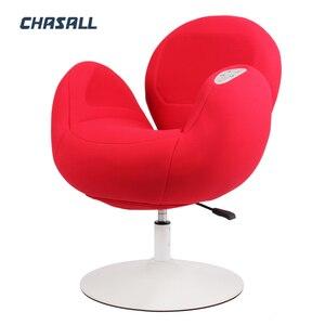 Image 3 - CHASALL Pelvis chaise de Massage corps électrique Portable zéro bruit inclinable Shiatsu soins de santé pied Spa chauffage cou pièces Massage