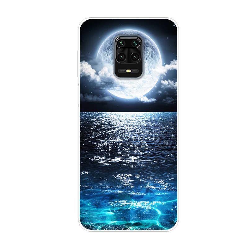 Dành Cho Xiaomi Redmi Note 9 S 2020 In Mới Mềm TPU Ốp Lưng Silicon Dành Cho Nồi Cơm Điện Từ Redmi Note 9 Pro note9s 9 S Lưng Điện Thoại Trường Hợp Funda