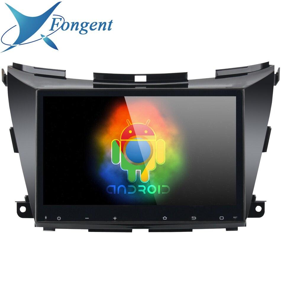Pour Nissan Murano Z52 2015 2016 2017 Navigation HDMI voiture stéréo véhicule 10.2