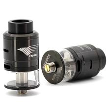 Oryginalny VapSea RDTA atomizer RTA 3 0ml pojemność 24mm zbiornik parownika dla vaper elektroniczna skrzynka papierosowa Mod Vape tanie tanio Metal Wymienne