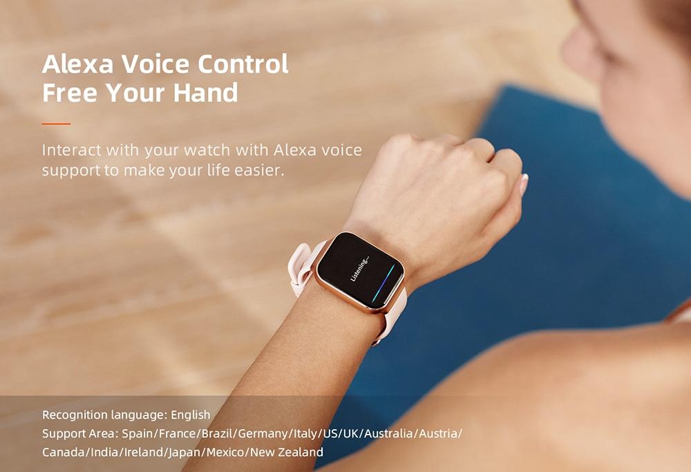70mai Smart Watch Saphir Bluetooth GPS Sport Heart Rate Monitor 13