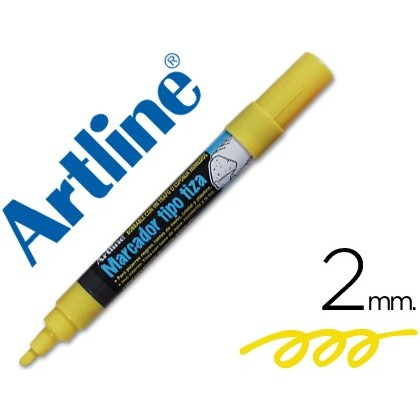 MARKER ARTLINE SLATE GREEN BLACK EPW-4-AM YELLOW BAG DE 4 COLOR MARKERS