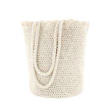 Women Girls Fashion Bucket Bag Shoulder Bag Handbags Cotton Crossbody Purse Tote Satchel цена и фото