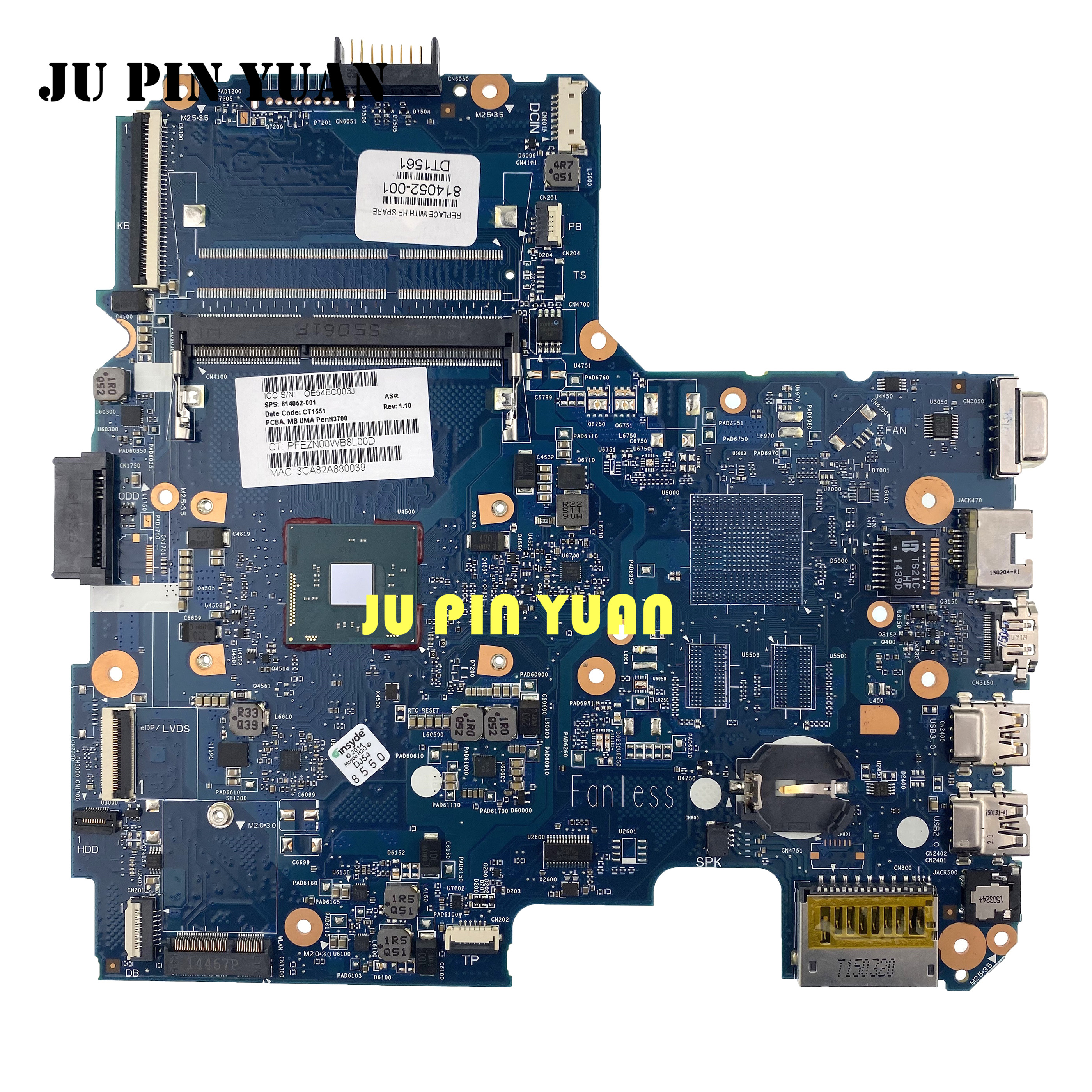 Sparepart: OKI Main PCB Board Europe MB290 253126147