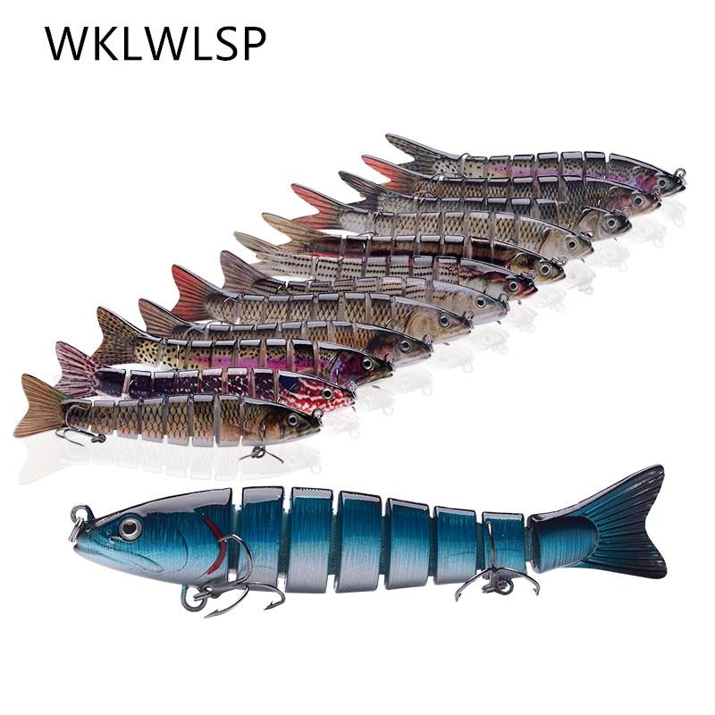 WKLWLSP Fishing Bait Diving Fishing Bait Sinking Swing Solid 10cm14 Cm 27g17g Fishing Accessories Wobblers Fishing  Lure