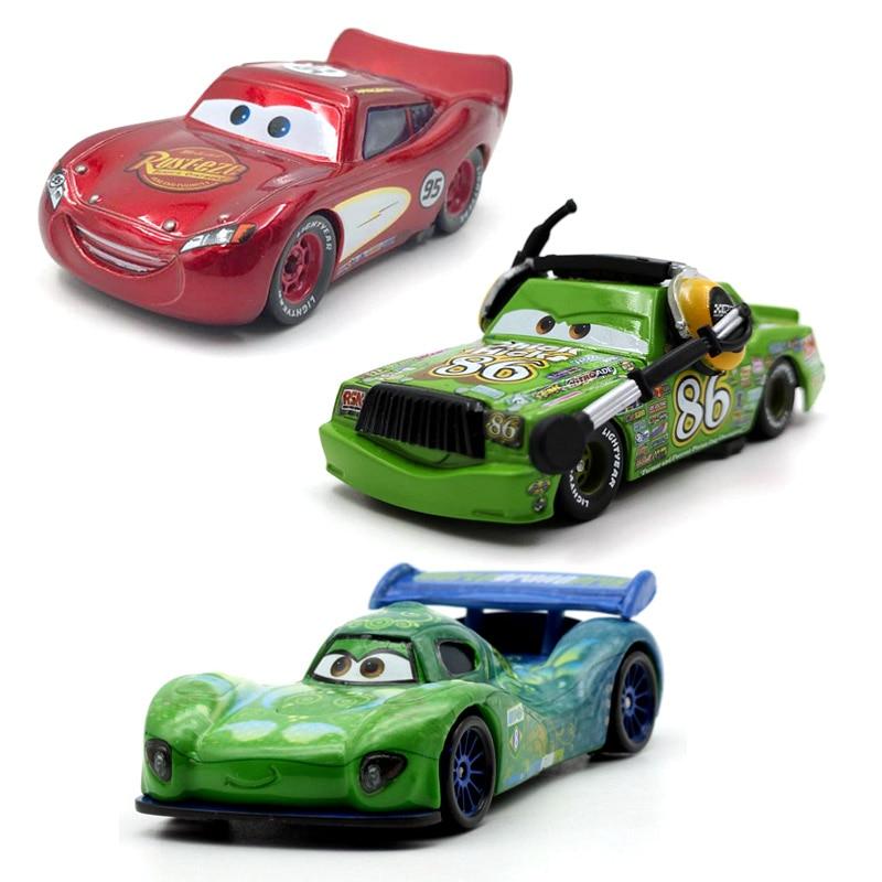 2019 Disney Pixar 29 Style Cars 3 New Lightning Mcqueen Jackson Storm Diecast Metal Toy Car Model Birthday Gift Toy For Kid Boy