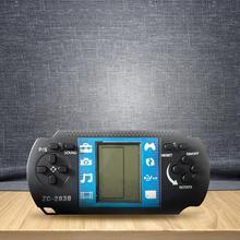 Мини Портативные Детские развивающие игрушки анимация портативная игра машина головоломка игрушки Карманная игровая консоль плеер