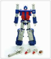 New MS TOYS MS B04C Robot Action Figure mini Ultra Magnus Cartoon color instock