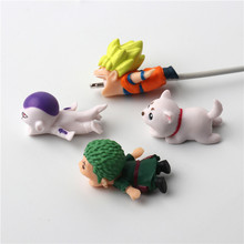 Japen anime cable bite cable protector for Mobile phone cord