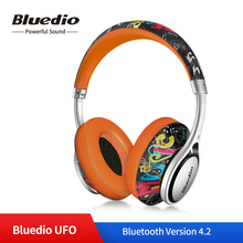 Bluedio A2 (Air 2) Bluetooth Wireless Headphones Printed Pat