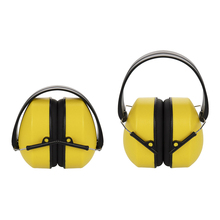 Adjustable Ear Protection Hearing Soundproof Earmuff Capsule Noise Occupational Safety Tool