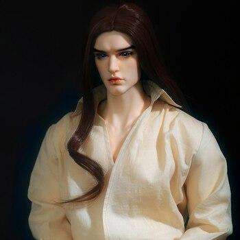 Doll BJD Chandra Fullset Option 1/3 Wild Vintage Long Wig Stylish Male Dreamlover 1