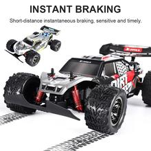 1:14 Remote Control Car PVC Housing Wireless Off-road High Speed Racing