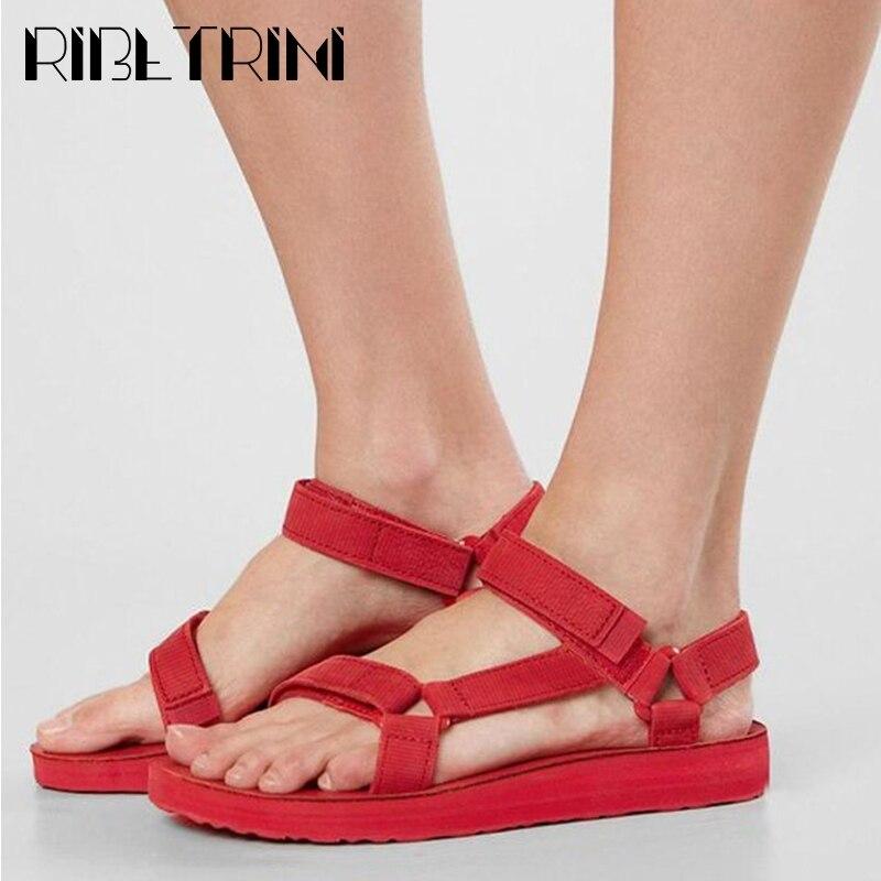 Low Heel Beach Shoes Woman