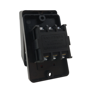Image 5 - ON/OFF 방수 비상 누름 버튼 스위치 최대 10A 380V