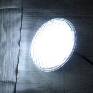 Image 5 - สระว่ายน้ำไฟหน้า 24W 36W 48W 60W 72W PAR 56 LEDสีขาว 12V focos LED para piscinasอุ่นสีขาวเย็นสีขาว