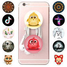 Popsoket Phone Holder Pocket Socket Cute попсокет Multi-Function Pops Grip Finger Ring Expanding Stand Popsocet For Smartphones(China)