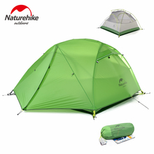 Naturehike 4 Season Two Person Ultralight Shade Waterproof Outdoor Camping Tent Hiking Tent Beach Tent Canopy Tent Family Tent