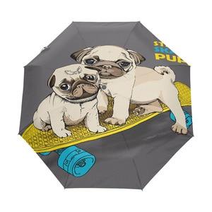 Street Skate Pups Umbrella Aut