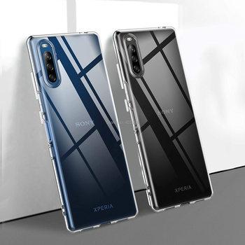 Перейти на Алиэкспресс и купить Чехол для Sony Xperia L4, силиконовый мягкий чехол из ТПУ для Sony Xperia L4, чехол 6,2 дюйма, чехлы для Sony L4 2020 L 4, модные