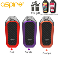 Aspire AVP AIO Kit 700mAh Built in Battery Vape 2ml Capacity Pod 1.2ohm Nichrome Coil Electronic Cigarette Vapeador Vaper