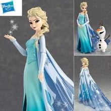 Hasbro Hot Frozen 2 1 Dream Princess Elsa Olaf Set action figure Model doll Gifts children Toy Girl Birthday Christmas gift