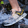 Rax Men Up Trekking Shoes Outdoor Wading Water Shoes Breathable Mesh Quick Dry Women Ankle Sneakers Walking Non-slip
