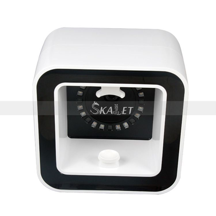 Hot Selling 3D Perspective Image Facial Skin Analyzer / Skin Scanner / Skin Diagnostic Equipment