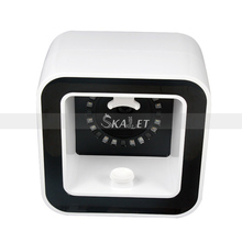 Newest Square Mirror Skin Facial Analyzer Skin Detection Beauty Facial Care Machine for Home and Salon