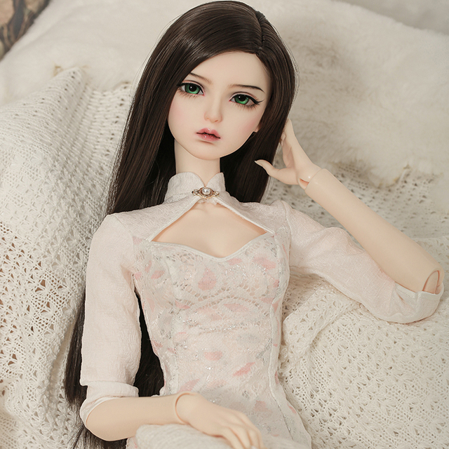 Shuga Fairy Doll BJD 1/3 Tamaki Yueru trendy style dolls fullset complete professional makeup Toy Gifts movable joint doll
