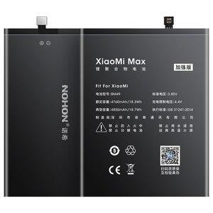 Image 2 - NOHON BM47 BM46 BN43 BN41 BN31 BM22 BM3L BM36 BM3E pil için Xiaomi CC9 Mix 3 2 Mi 5 8 9 SE Pro Lite 4C 5S Max 5X Redmi 4X 3X