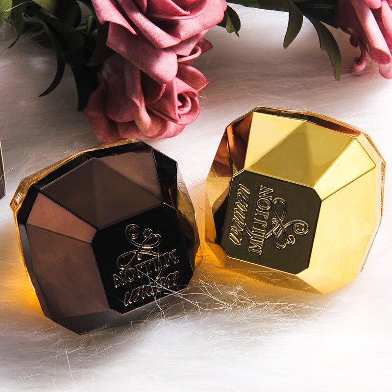 Perfume senhora 40ml amadeirado floral frutas notas