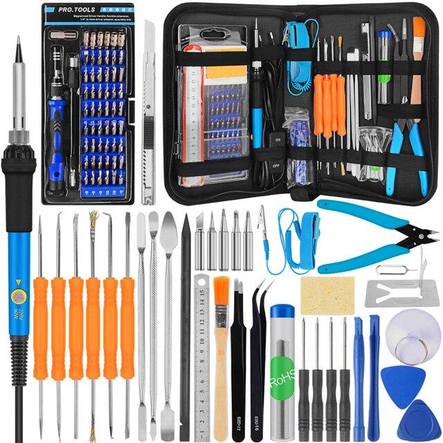 Handskit 스크루 드라이버 세트 다기능 스크루 드라이버 핸드 툴 키트 전화 태블릿 계산 수리 유지 보수 도구 핸드 툴