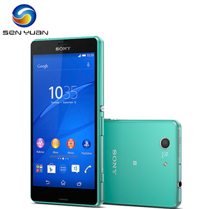 Original Sony Xperia Z3 Compact D5803 Unlocked 4G LTE Z3 mini Android Smartphone Quad-Core 4.6 inch 16GB WIFI Mobile phone